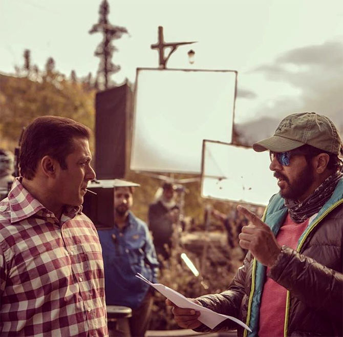 Salman Tubelight photos kabir