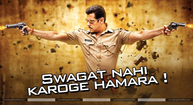 Salman Khan dabangg Quotes