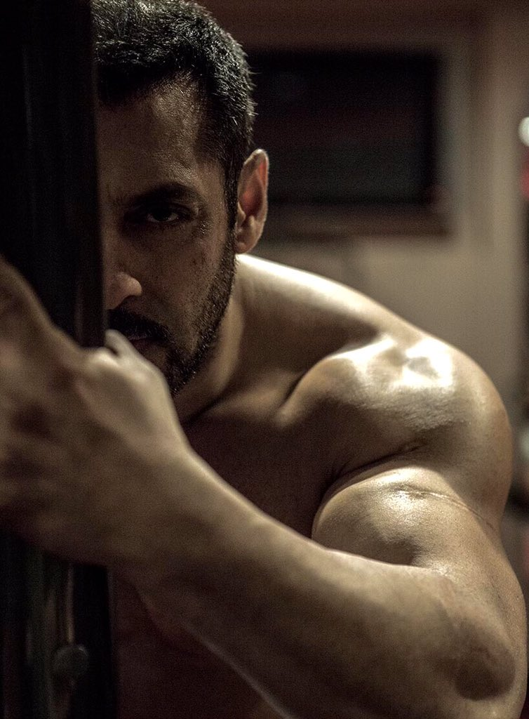 salman Sultan muscles photo