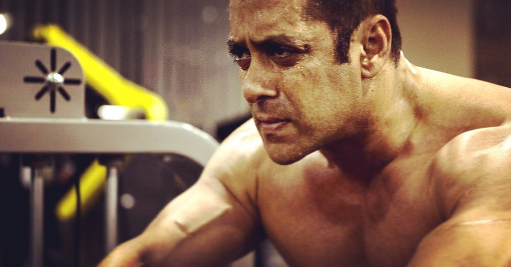 salman Sultan training Wallpaper